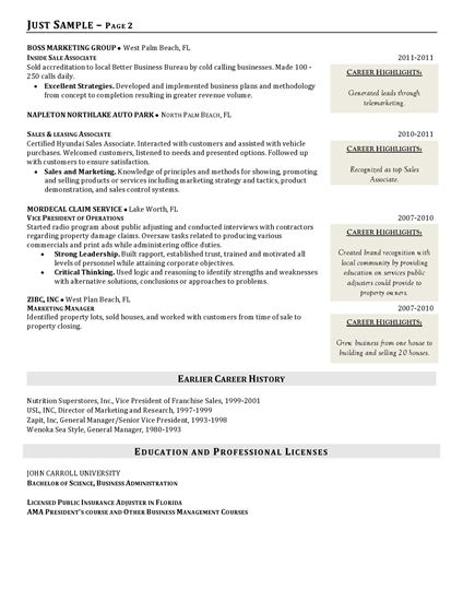 here is a sampling of the resumes and other documents weve written to assist clients in their job search and interview - Local Resume Services